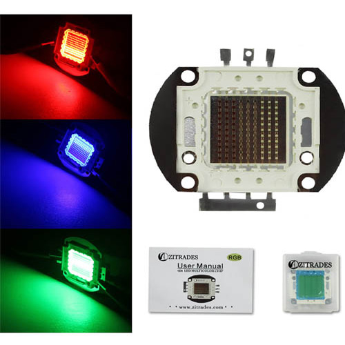epistar led 100w integrated COB chip(LEDs for project light)