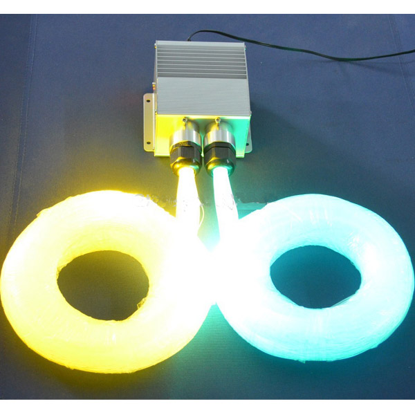 10W led fiber light source for optic fiber cable(Remote Control)