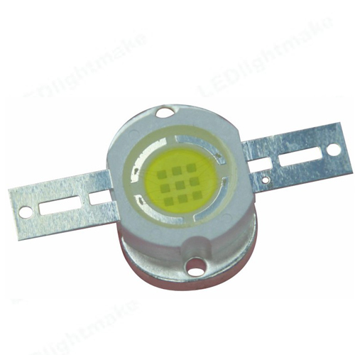 Led 10w Emitter & epistar chip led lights Cool White Color