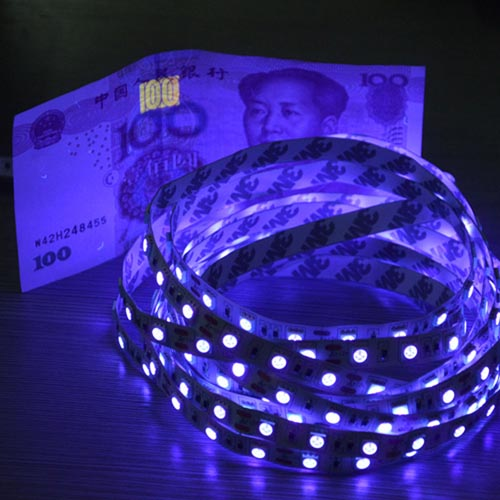 official photos 0965f da018 ultraviolet led strip(365nm uv LED Strips)5M/reel high ...