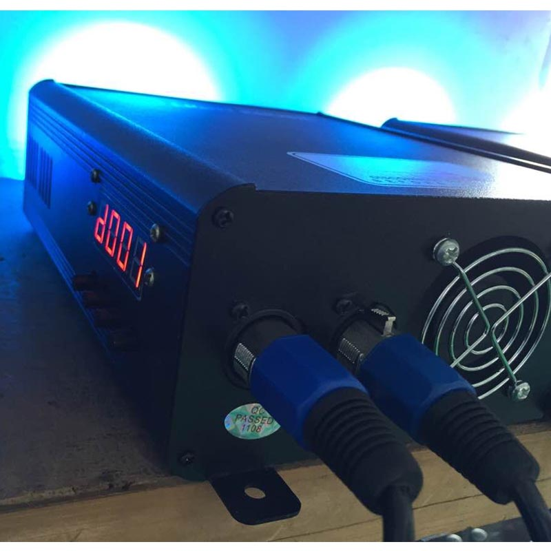 45W DMX LED Fiber Optic Illuminator