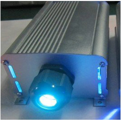 9W Led Fiber optic light source (AC 110V-240V DMX compatible)