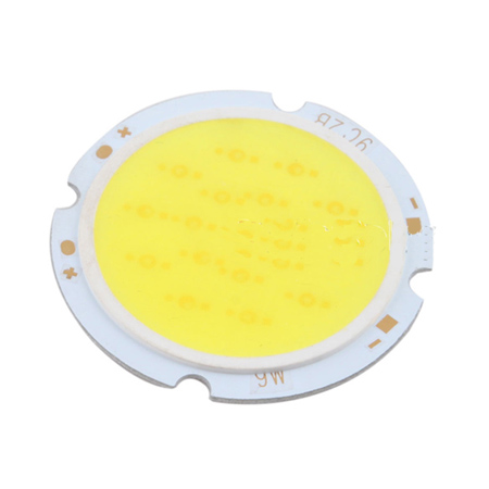 SMD COB led lights 9w Round Epistar High Power Rgb moudle