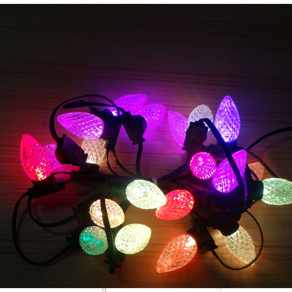 Christmas string lights (Crystal cover) RGB module