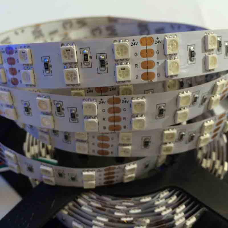 Double Row 24V led strip