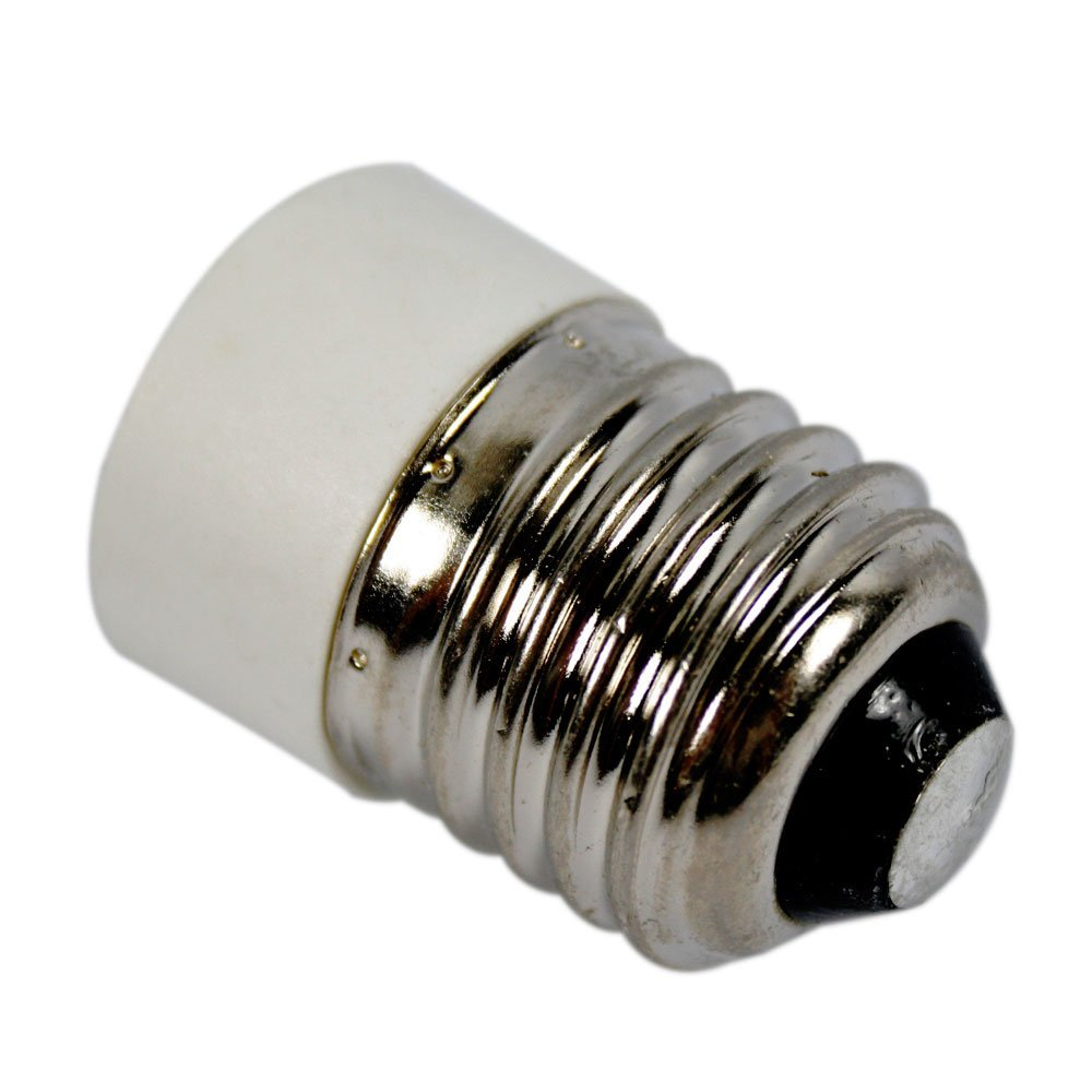E27 to E14 Base Socket Adapter Converter Holder For LED Light Lamp Bulbs