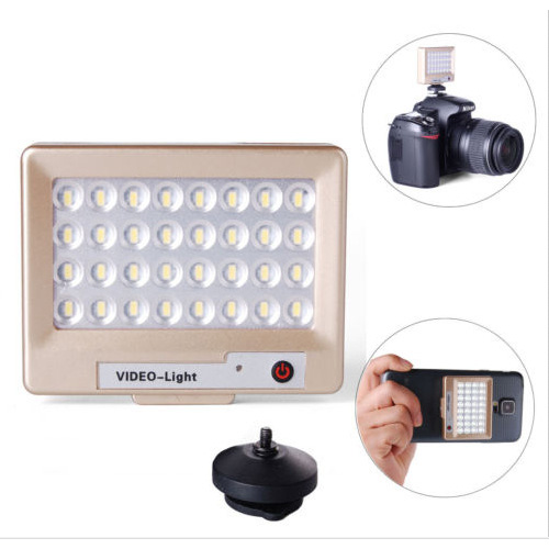 Fill light for mobile phone and digital camera