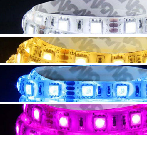 Flexible led strips smd 5050 12v led,300LEDs/reel strip