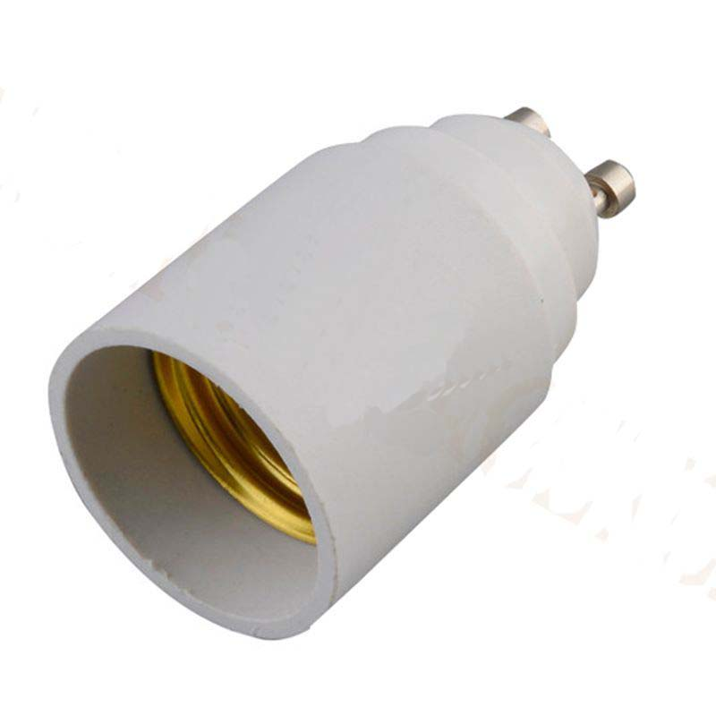 Socket Lamp Converter Base Holder(GU10 to E27)