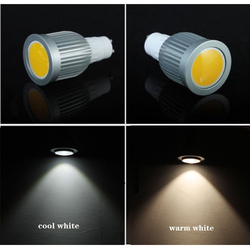 GU10 COB LED Spotlight bulb(5/7/9w cheap low energy light bulbs)