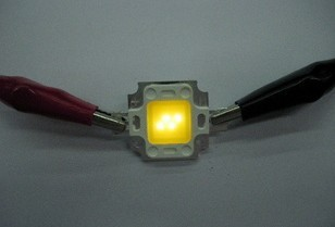 Integrated high power led modul 5W