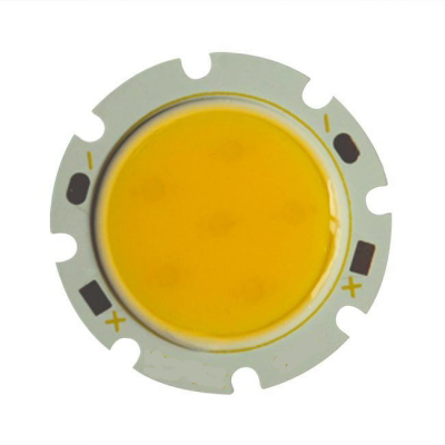 LED source COB 5W genuine chip Circular COB light sources