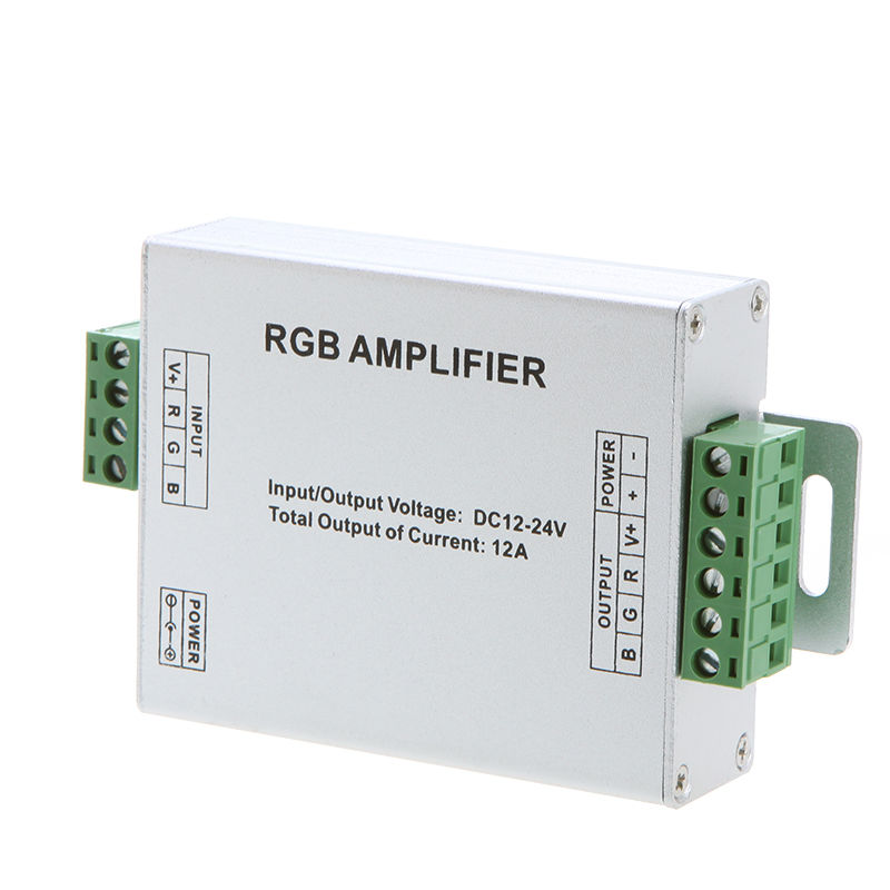 RGB AMPLIFIER Controller signal 12V 3528&5050SMD led amplifier
