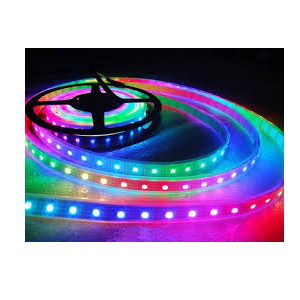 LED WS2812B addressable digital strip(smd5050 strips 60 pcs/m)