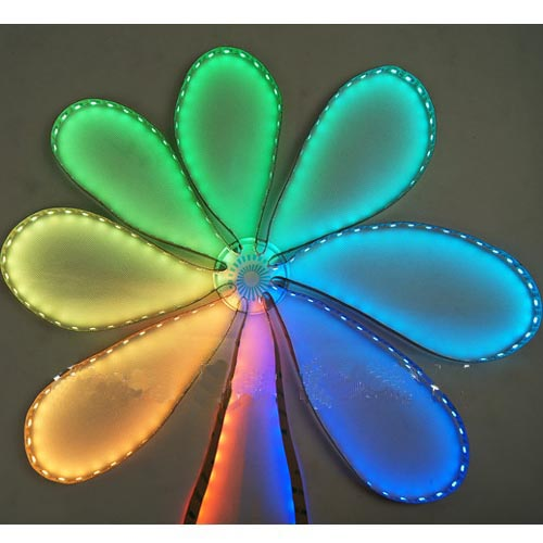 LPD6803 RGB Pixels Digital Addressable 30pcs/M LED strip