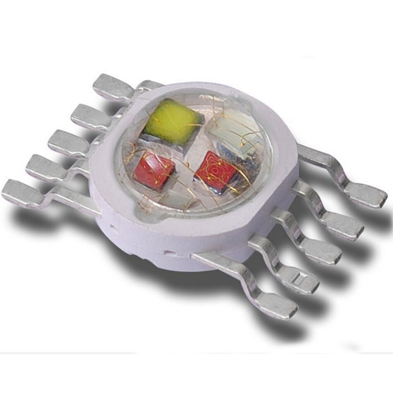 RGBWY(RGB+WY)5W High Power LED module