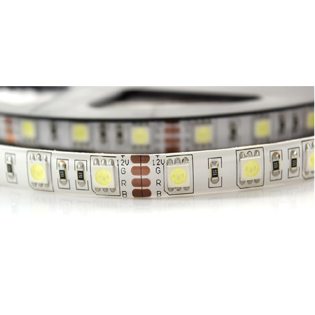 Flexible RGB Color Chang Magic 5050 SMD LED Strip Light 5M/lot