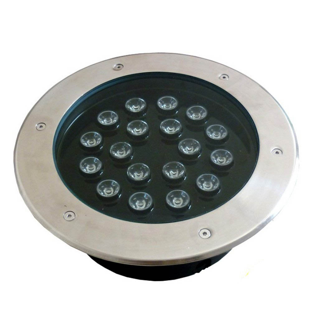 Underground Light 18w Rgb High Power Round Led Best