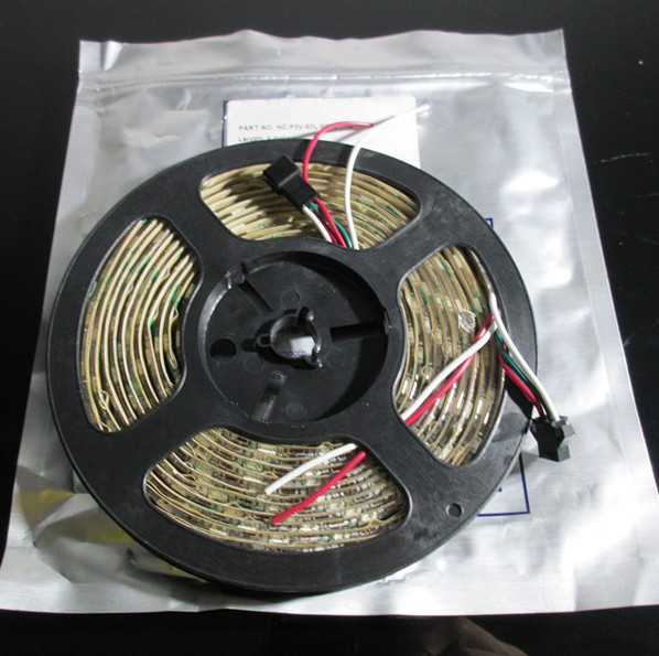 WS2811 60leds/m Individually Addressable smd led strip for KTV