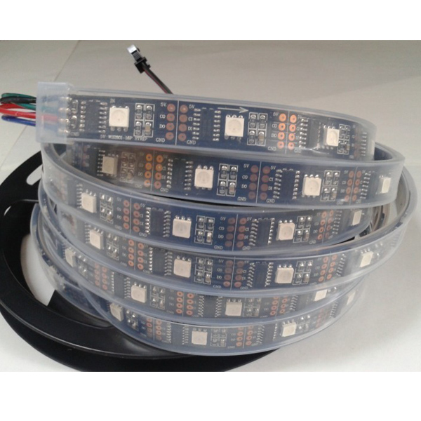 WS2812B addressable smd5050 led strip RGB controller 32pcs/m