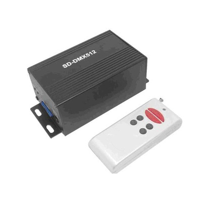 Wireless dmx controller (sd card dmx512 singal transmitter)