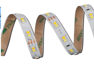 Color Tempreture Adjustable 2835 Led Strip 560 LED's 3000-6000K