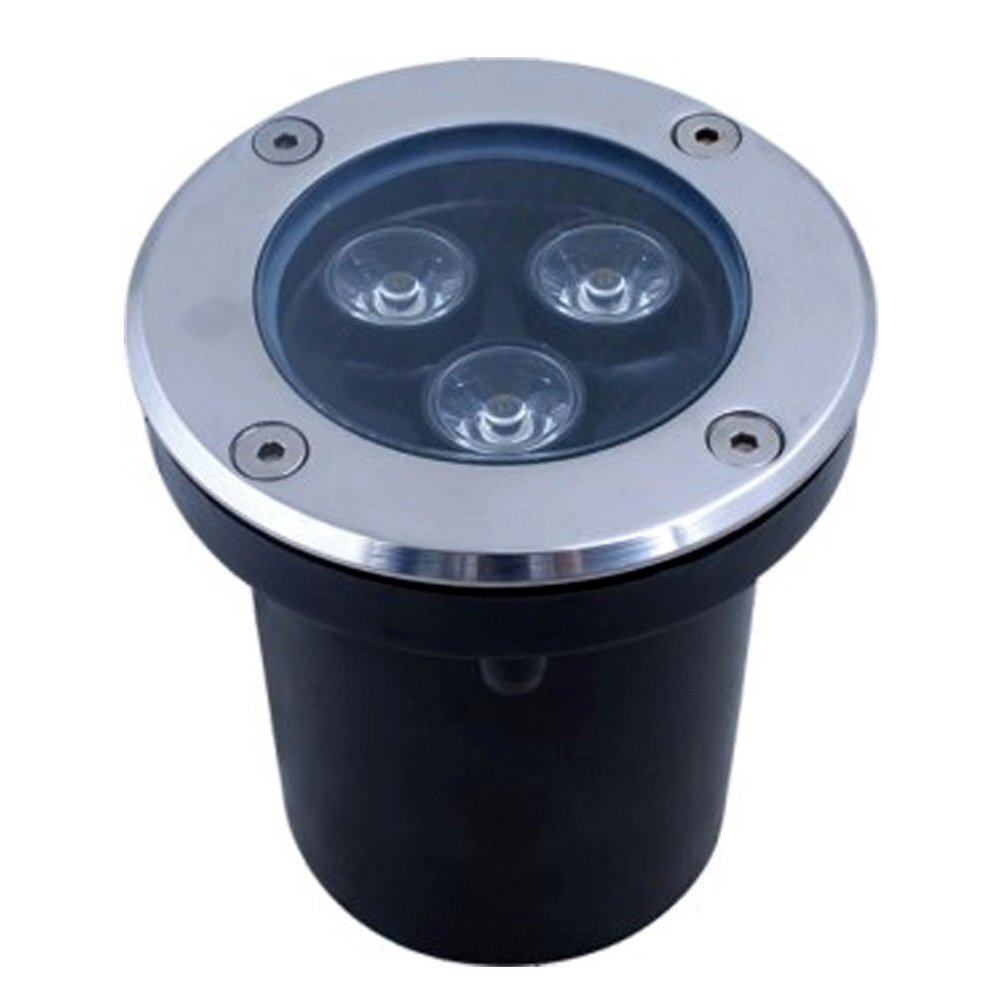 Inground Light 3 X 1w Hight Power Led Lighting Best