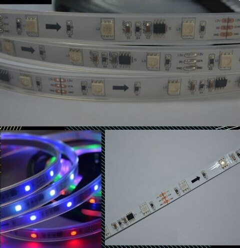 INK1003 Pixel LED RGB Strip(Digital Intelligent LED Strips)60/M