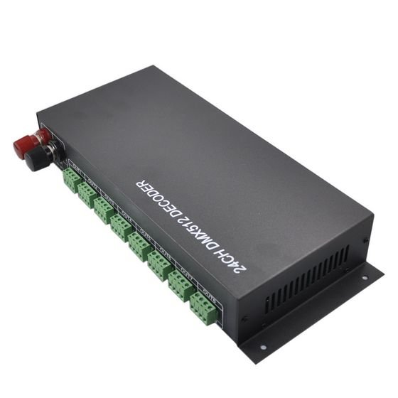 24 Channel dmx 512 controller)