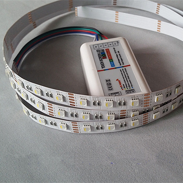 4 Colors in 1 RGBW LED Strip(NEW Arrival 12/24v 60 LEDS)